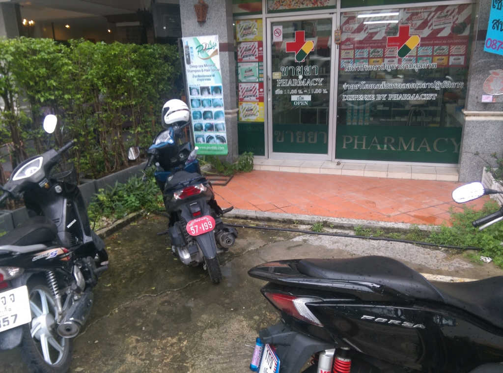 Shop for Rent – Patong beach