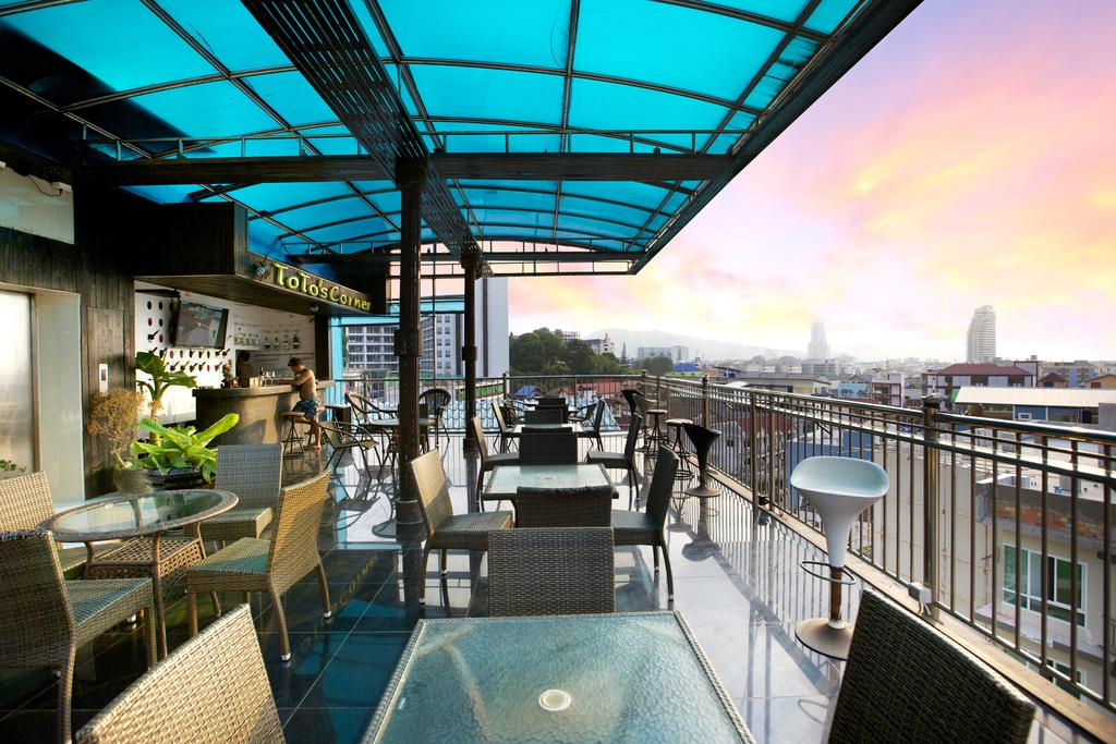 Hotel for Lease Bar Rooftop – Patong beach